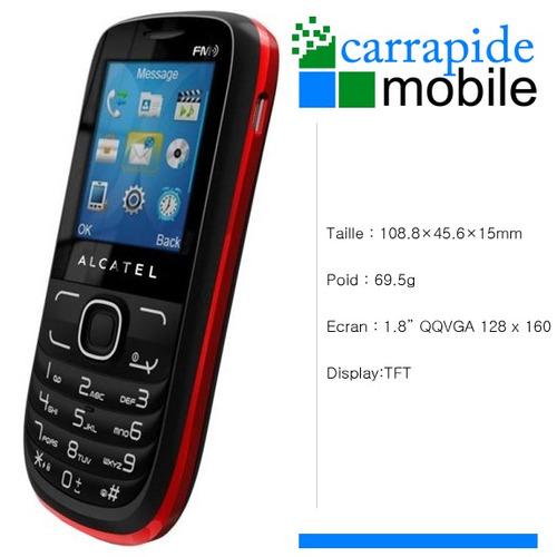 celular alcatel o.touch 316 desmontado ap.pçs envio t.brasil