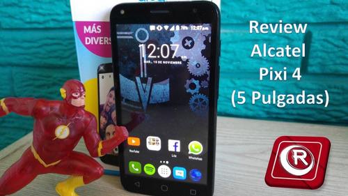 celular alcatel piti4 dualsim pantalla de 6 pulgadas libre