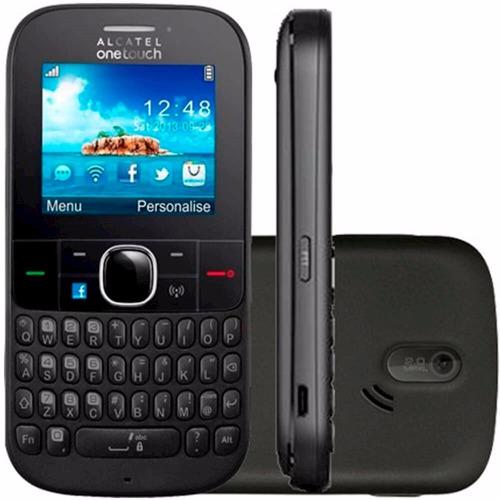 celular alcatel telefone 3g, wi-fi novo nacional original