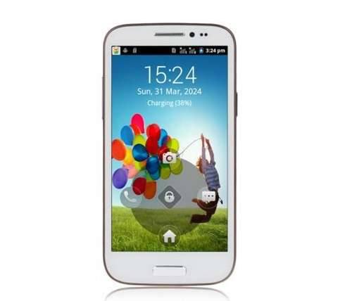 celular android 4.2 con doble camara, wifi, bluetoot nuevo