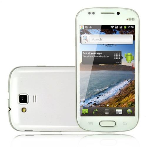 celular android 4.2 con doble camara, wifi, bluetooth