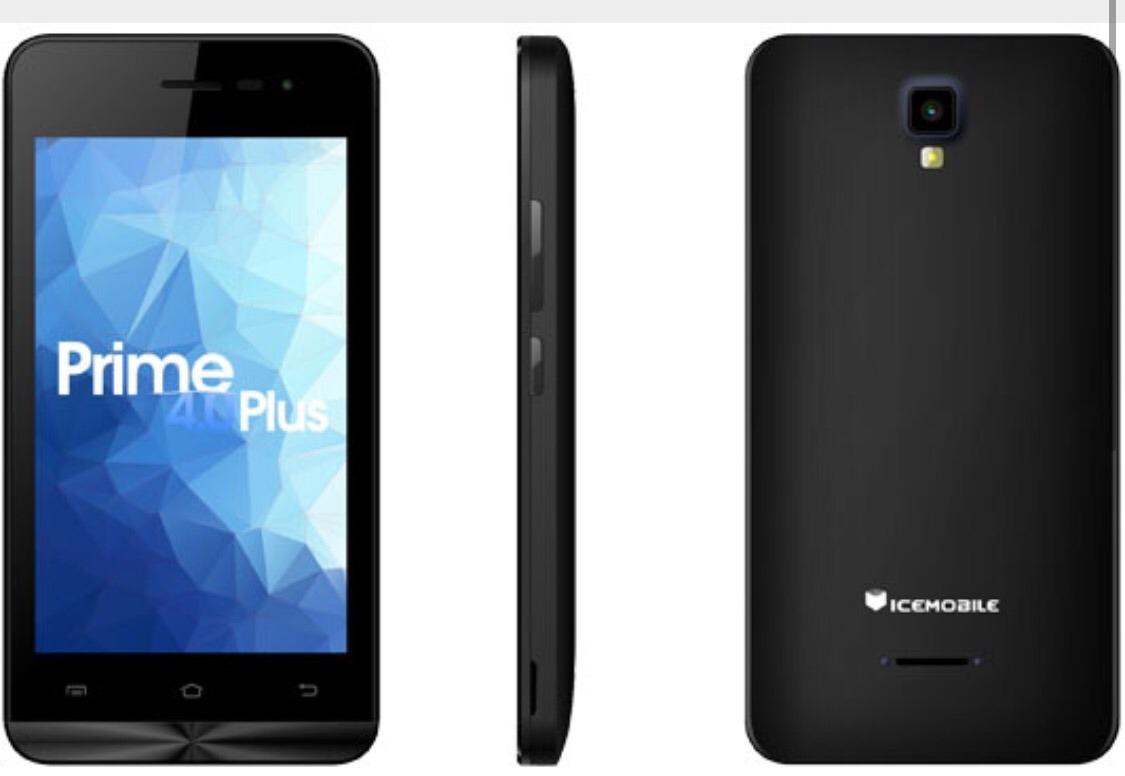 Celular Android Ice Mobile Modelo Prime 4 0 Plus Bbm Insta