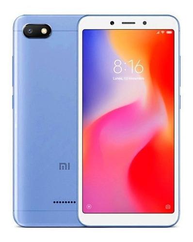 celular android redmi 6a 16gb dual sim xaomi 13mp + 5mp novo