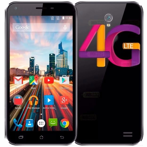 celular android smartphone quad core 4g lte 1gb gps flash hd