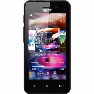 celular android yezz 4 pulgadas 5 mp  garantía somos tienda