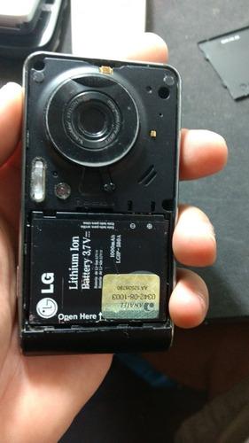 celular antigo lg ke990  10/12