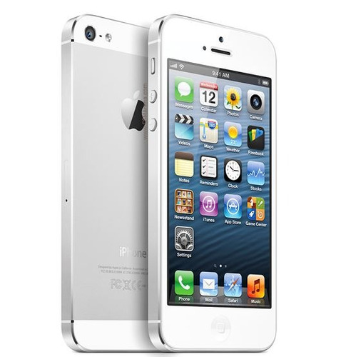 celular apple iphone 5 32gb grado estetico 8 de 10 ce91