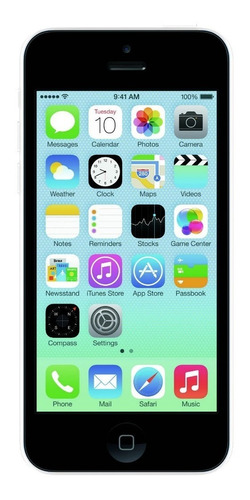celular apple iphone 5c 8gb reacondicionado  desbloqueado
