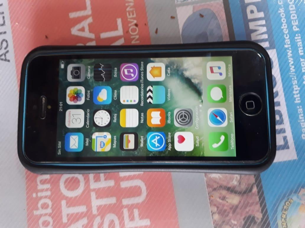 392224164 Celular Apple iPhone 5c Color Celeste 16 Gb - $ 3.500,00 en Mercado ...