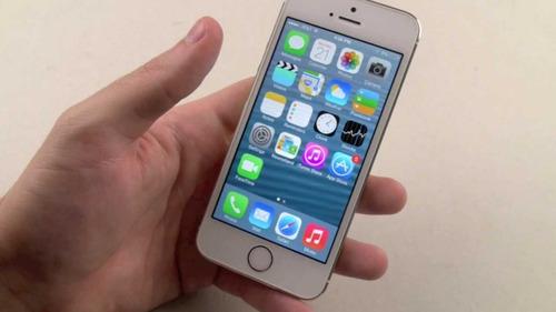 celular apple iphone 5s 16 gb garantía 12 meses envió gratis