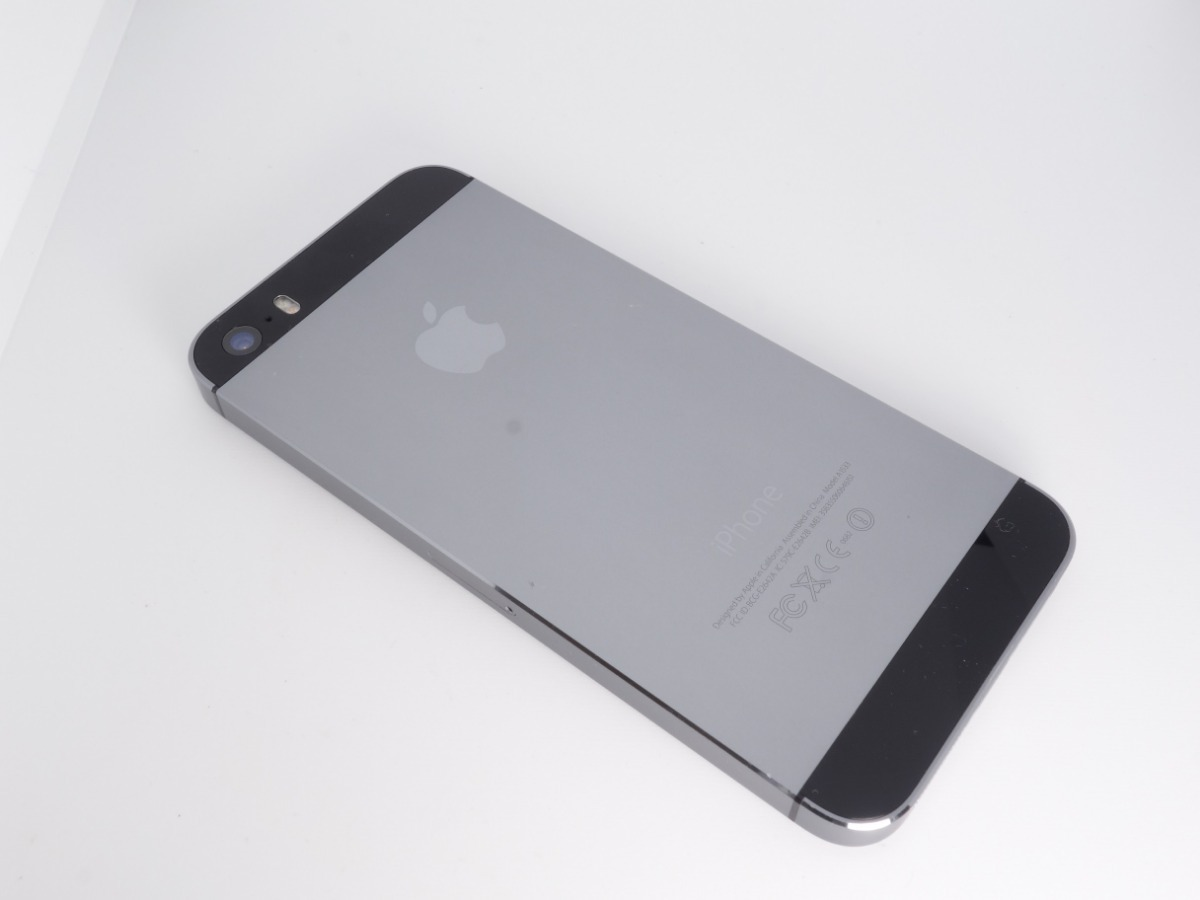 85891ff5af2 celular apple iphone 5s 16gb cinza original usado + case. Carregando zoom.