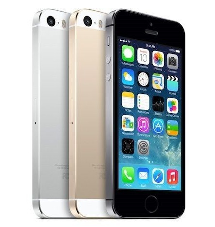 celular apple iphone 5s 16gb original usado + fone de ouvido