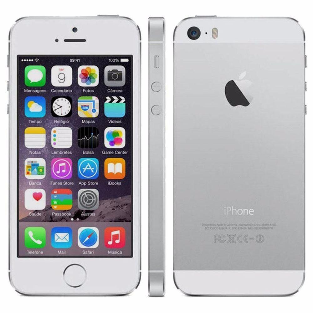 3268dcf9b6c celular apple iphone 5s 32 gb novo, original, pronta entrega. Carregando  zoom.