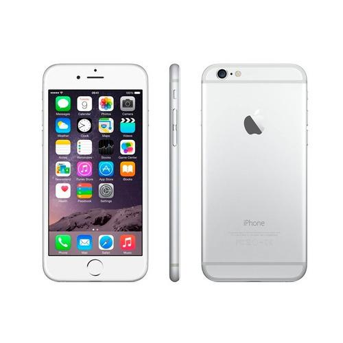 celular apple iphone 6 128gb silver grado aa