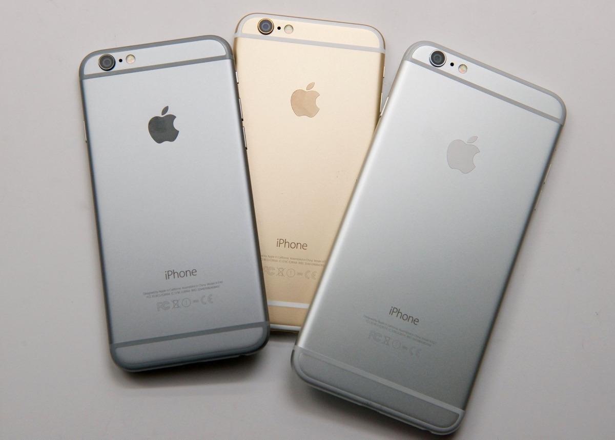 celular apple iphone 6 16gb 12 meses garant a 5. Black Bedroom Furniture Sets. Home Design Ideas