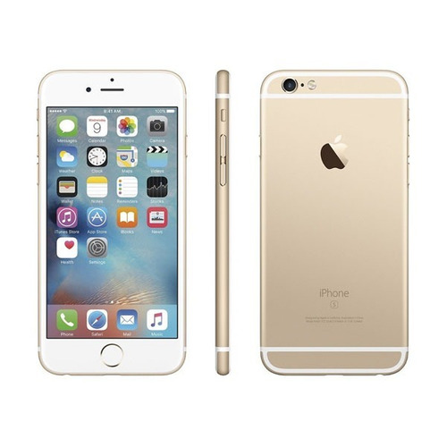 celular apple iphone 6 16gb dorado - la compra perfecta
