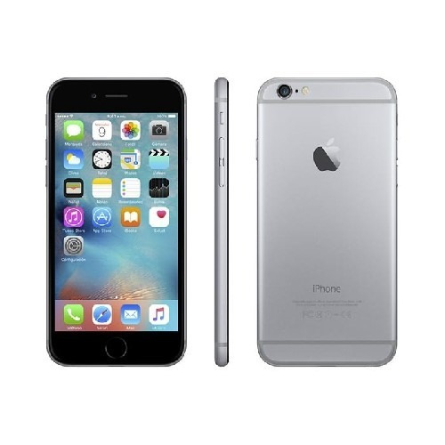 celular apple iphone 6 16gb grado a gris caja sellada