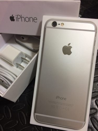 celular apple iphone 6 16gb nuevogold,gris,plata enviogratis
