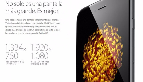 celular apple iphone 6 16gb plateado grado a caja original