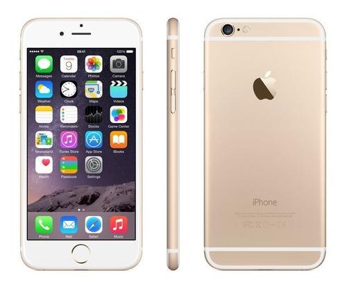 celular apple iphone 6 16gb reacondicionado demo