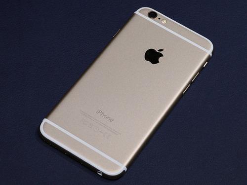 celular apple iphone  6 - 64 gb color  plata!