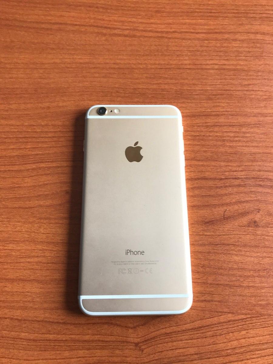 2fd0d1058 celular apple iphone 6 plus 16 gb dorado usado como nuevo. Cargando zoom.