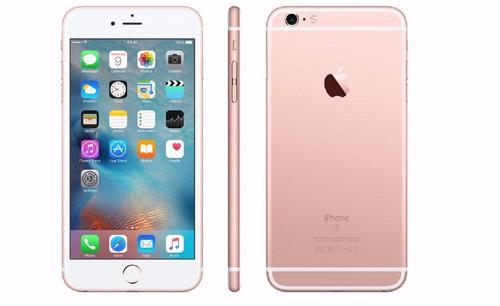 celular apple iphone 6s 64gb audifono original 1 año garanti