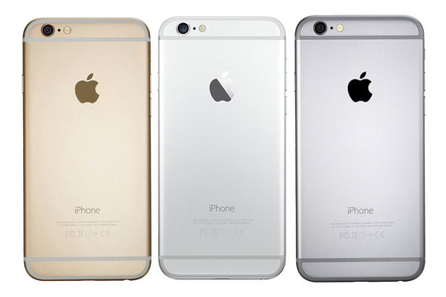 celular apple iphone 6s plus 16gb 5.5 +regalo amv gtia 1 año