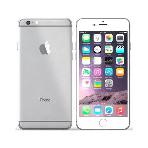 celular apple iphone 6s plus 16gb silver