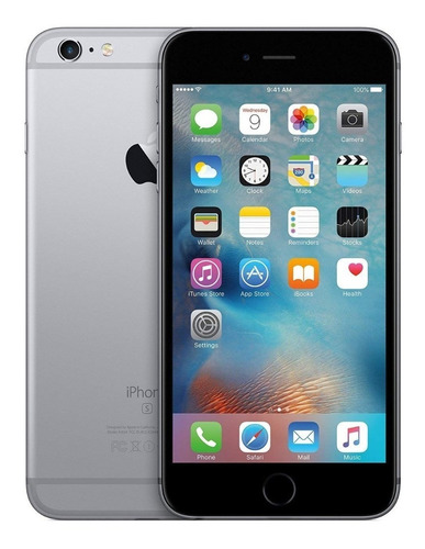 celular apple iphone 6s plus 4g 5,5 ips 32gb 2gb ios 9 amv