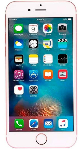 celular apple iphone 6s plus 64gb dual core ios a9 open box