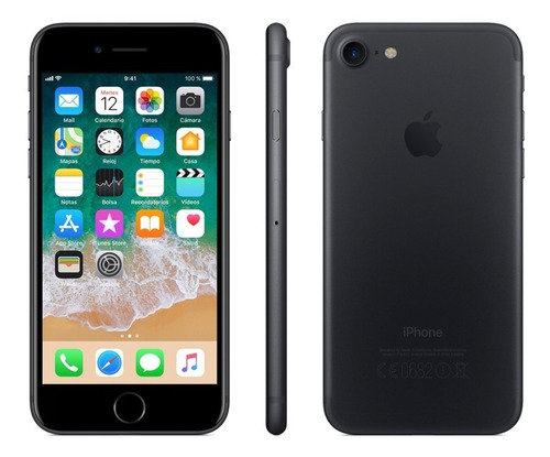 celular apple iphone 7 256gb   1 año garantia