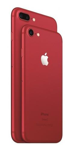 celular apple iphone 7 plus 256gb    1 año de garantía