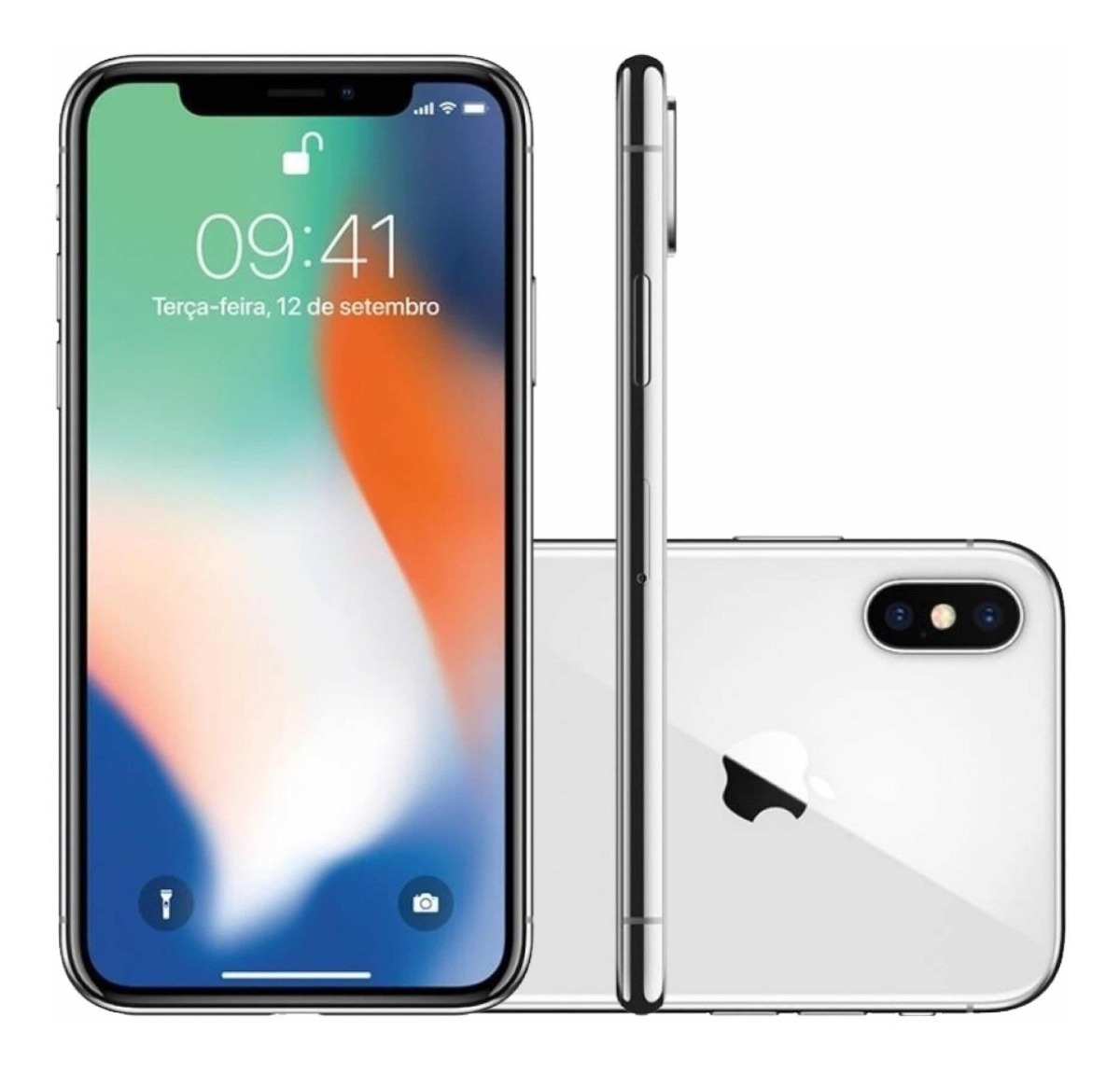 98d2aa819e9 celular apple iphone x 256gb 12 mpx 4k 5.8 1 ano garantia. Carregando zoom.