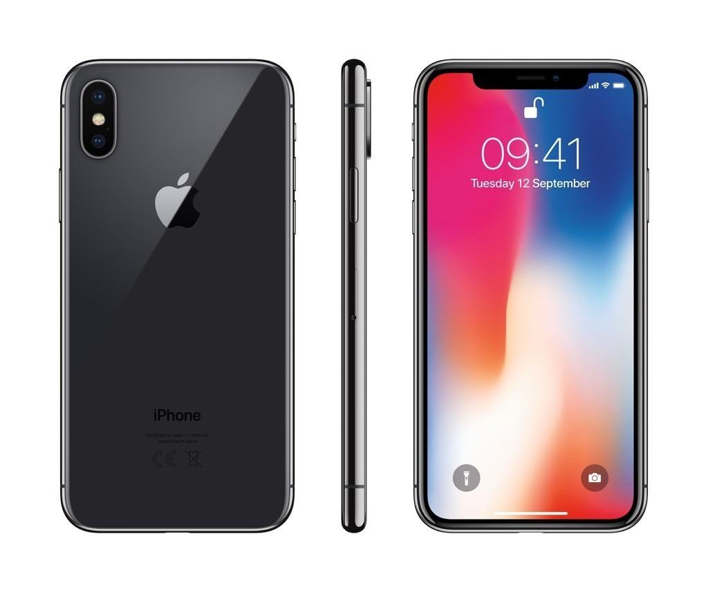 цвет iphone x