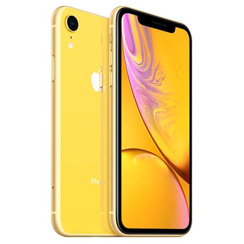 celular apple iphone xr 128gb 1984ll / 4g / tela de 6.1  / c