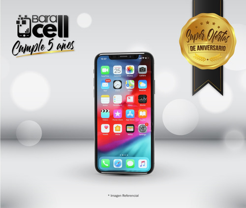 celular apple iphone xs max 256gb nuevo, sellado, en stock