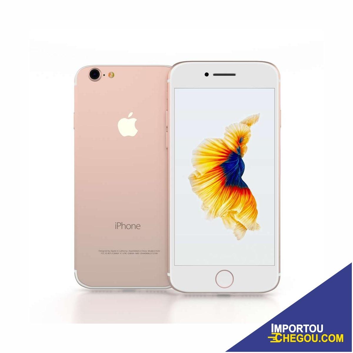 ebf3e0b109b celular apple iphone7 128 gb rose gold pronta entrega. Carregando zoom.