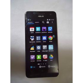 Celular Asus T00j  Android 4.4.2 2 Chips Com Bateria