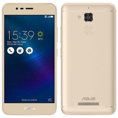 celular asus zenfone 3 max zc520 gold dual tela 5.2 16gb 4g