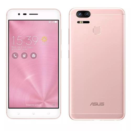 celular asus zenfone 3 zoom ze553kl 4gb global 64gb + capa