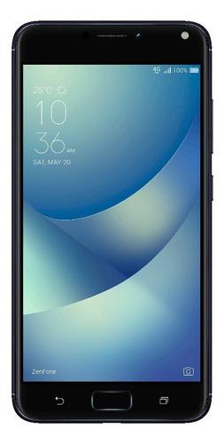 celular asus zenfone 4 max 32gb 3gb zc554kl preto vitrine 1