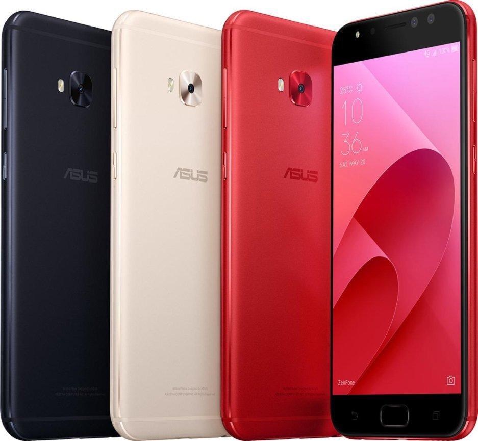 Celular Asus Zenfone 4 Selfie Pro 64gb 4gb Zd552kl