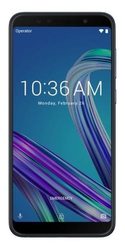 celular asus zenfone max pro m1 64gb 4gb 6  dual 16mp e 5mp