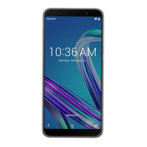 celular asus zenfone max pro m1 prata 64gb 4gb 6  full h