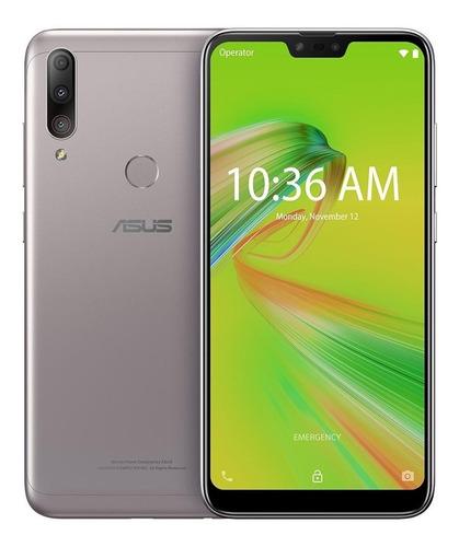 celular asus zenfone max shot 64gb 4gb ram tela 6.2 +brinde