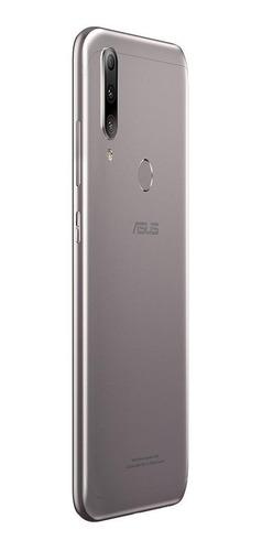 celular asus zenfone max shot 64gb 4gb ram tela 6,26 prata