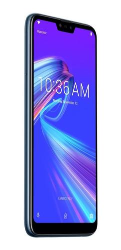celular asus zenfone max shot 64gb câmera tripla tela 6,2