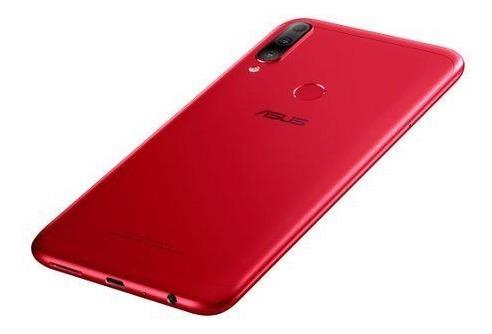 celular asus zenfone max shot vermelho 64gb zb634kl 4gbram