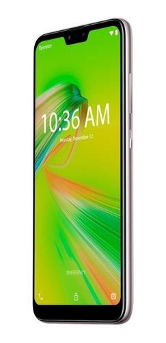 celular asus zenfone max shot zb634kl dual 6.2 32gb prata